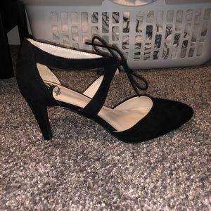 Fergalicious heels by Fergie